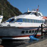 Wodolot z Krety na Santorini